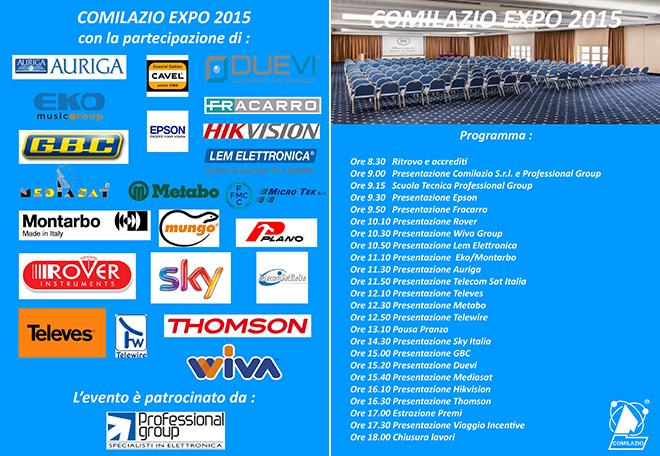 COMILAZIO EXPO 2015 - 2
