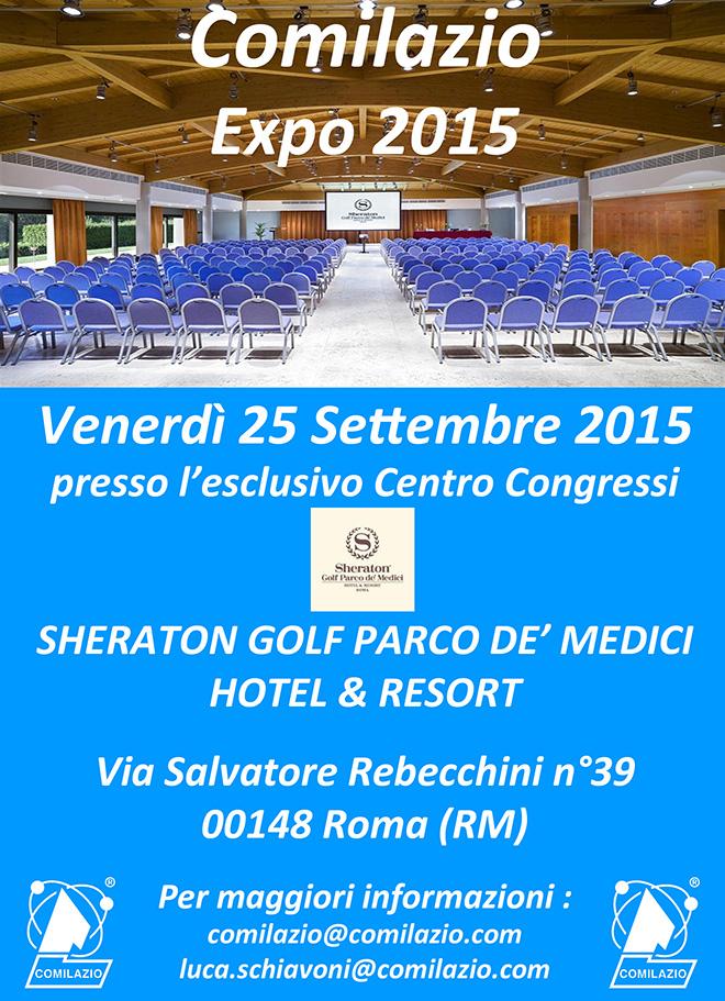 COMILAZIO EXPO 2015