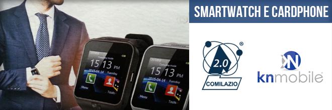 Smartphone e Cardphone KN-Mobile