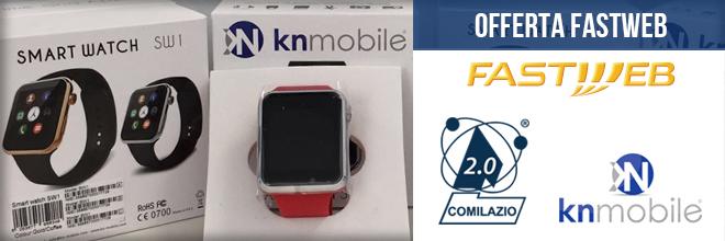 Offerta Fastweb + KN-Mobile