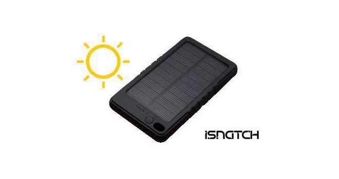 isnatch_batteria